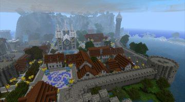 Castle Lividus of Aeritus Map