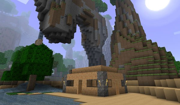 KDS HD Realistic Texture Pack for Minecraft 1.5.2 | MineCraftings