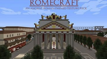 Romecraft Texture Pack