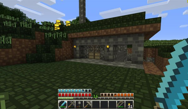 SineCraft Texture Pack