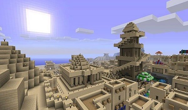 We bring a new update of a texture pack for minecraft 1.8