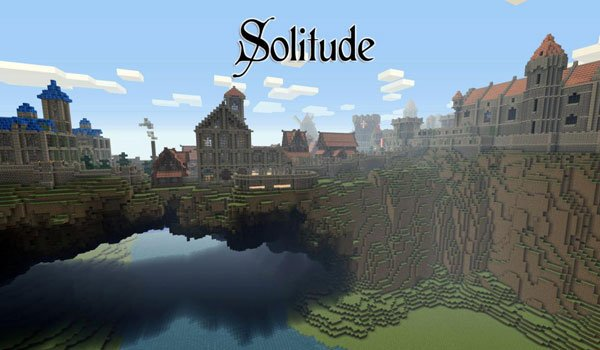 Solitude Map