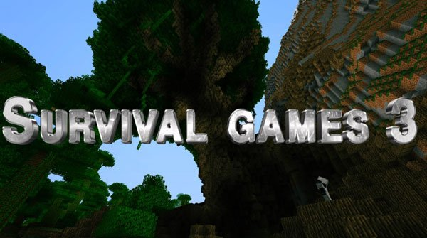Survival Games 3 Map