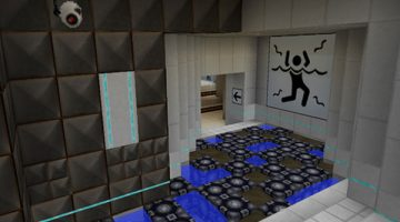 Precisely Portal Texture Pack