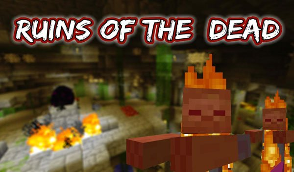 Ruins of the Dead Map