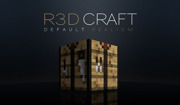 R3D Craft Texture Pack