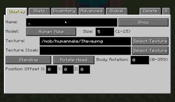 Custom NPCs Mod for Minecraft 1 12 2 and 1 11 2 | MineCraftings