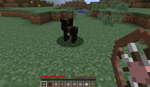 Bikes Mod 1.7.2 Animal Bikes Mod for Minecraft