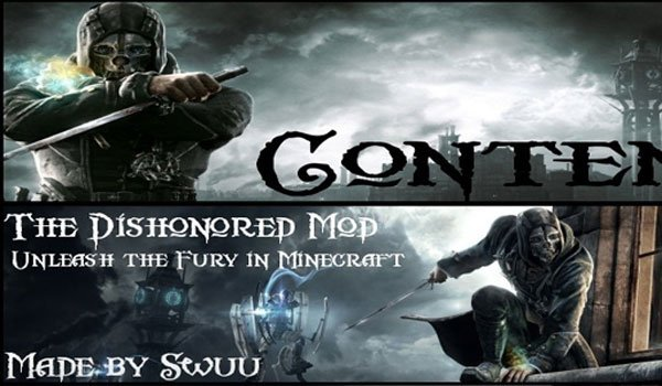 Dishonored Mod