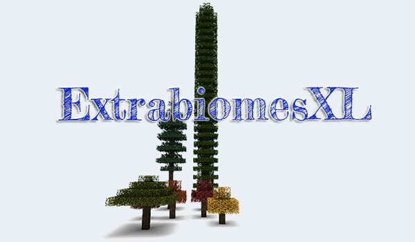 Extrabiomes XL Mod