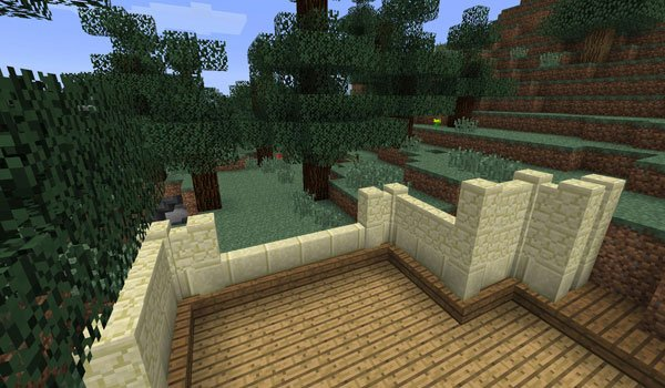 Fancy Fences Mod