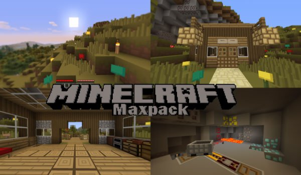 Maxpack Texture Pack