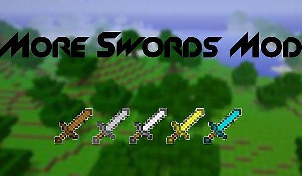 More Swords Mod for Minecraft 1.5.2