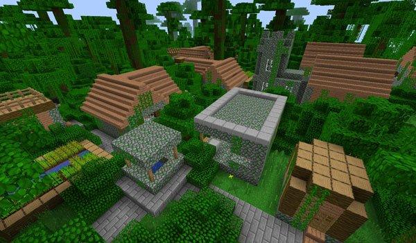 More Village Biomes Mod