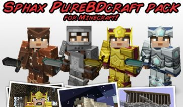 Sphax PureBDCraft