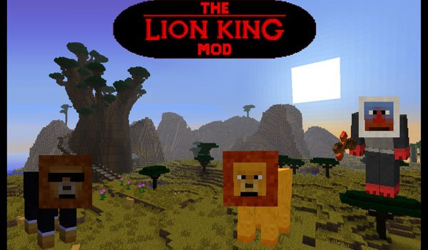 The Lion King Mod