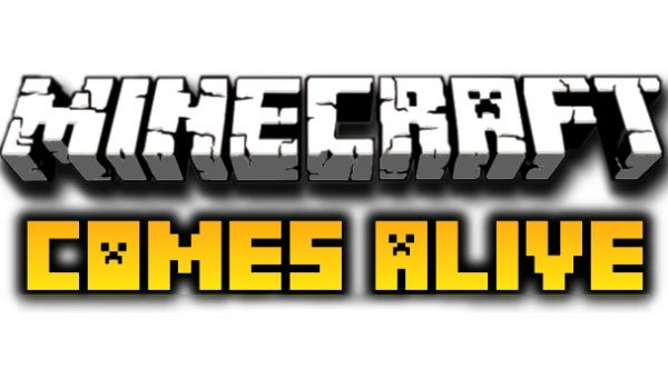 Minecraft Comes Alive Mod for Minecraft 1.7.2 and 1.7.10