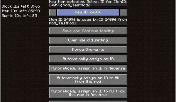 ID Resolver Mod