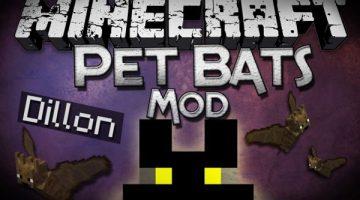 Pet Bats Mod