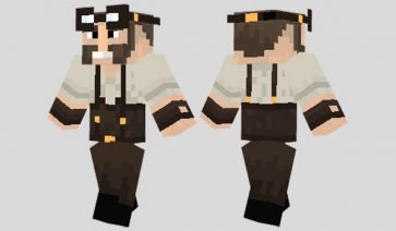 Steampunk Engineer