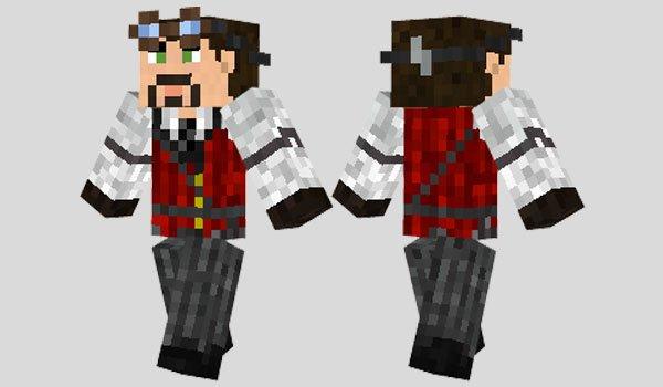 Steampunk Suit