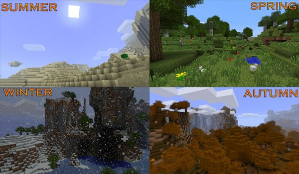 The Seasons Mod