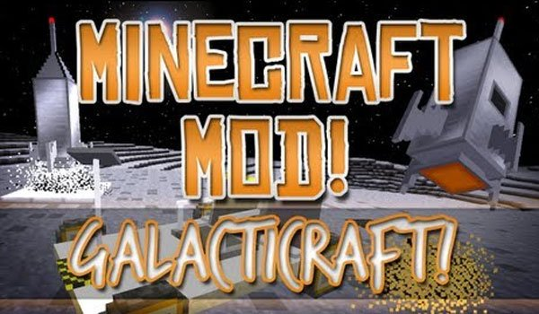 GalactiCraft Mod for Minecraft 1.6.2 and 1.6.4