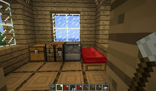 Insta House Mod For Minecraft 1 6 2 And 1 6 4 Minecraftings