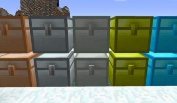 IronChests Mod