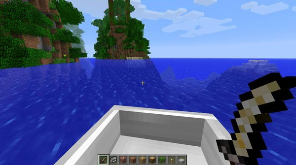 Ocean Adventures Mod
