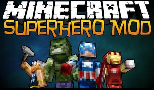 Super Heroes Mod