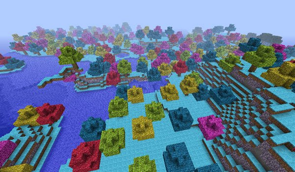 Terraria 3D Mod