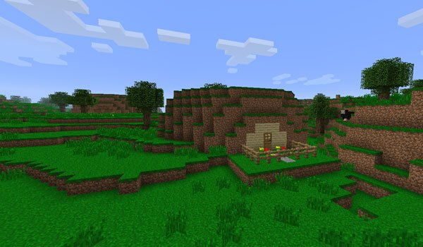 The Lord of the Rings Mod for Minecraft 1.7.2 and 1.6.4