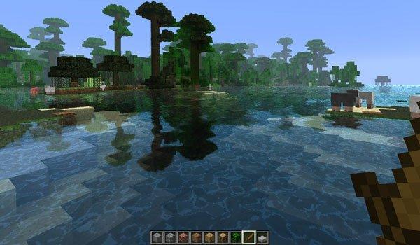 Water Shader Mod