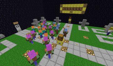 Graveyard Defense 2 Map