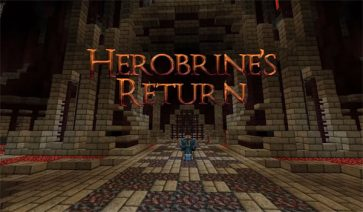 Herobrine's Return Map
