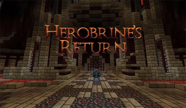 Herobrine is back in this second part of the map herobrine's mansion