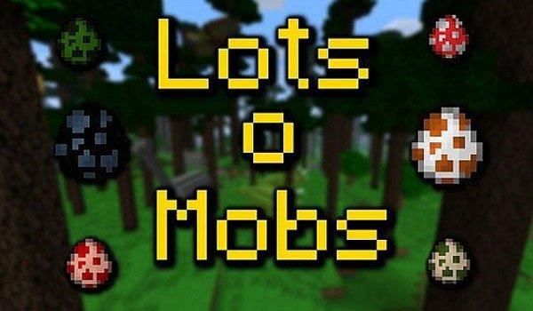 LotsOMobs Mod