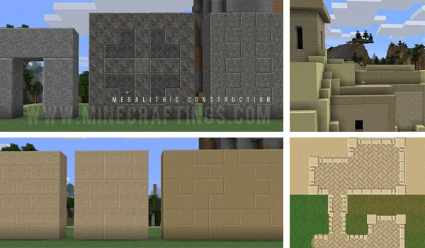 Megalithic Construction Mod