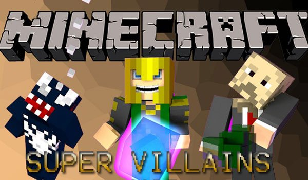 Super Villains Mod