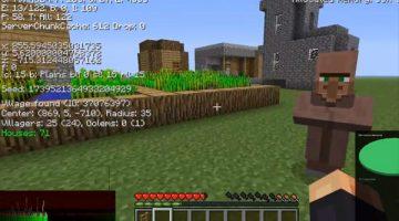 Village Info Mod