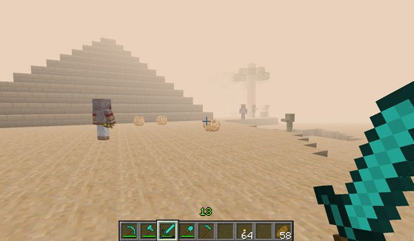 Atum: Journey Into The Sands Mod