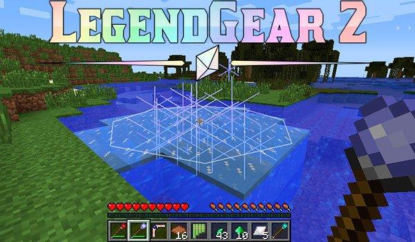 LegendGear 2 Mod