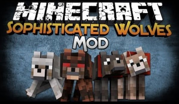 Sophisticated wolves mod for minecraft 1.5.2