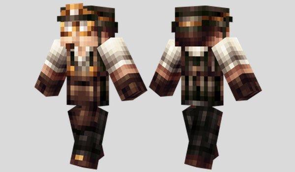 Steampunk Miner
