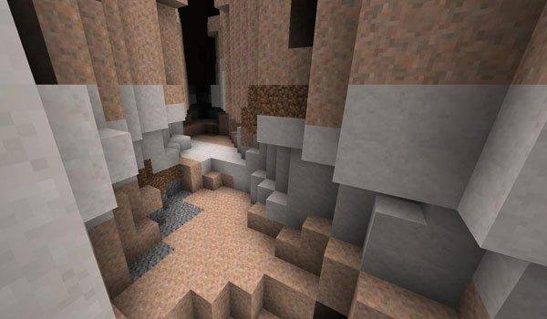 Underground Biomes Mod