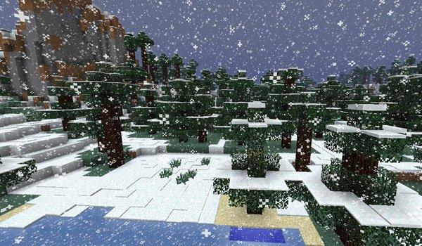 Better Snow Mod