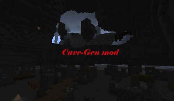 Cave-Gen Mod