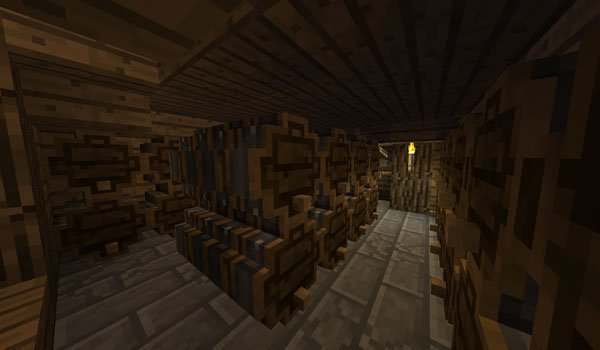 image of the barrels where we prepare the beverages that adds this mod