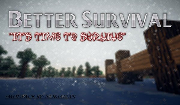 Better Survival Mod Pack
